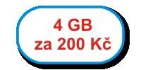 USB Flash disky 4 GB za 200 Kč !!!